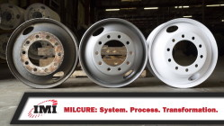 MILCURE Wheel Refinishing by IMI