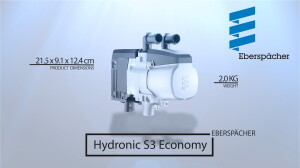 Hydronic S3 Product Launch