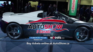 Auto Show TV/Web Commercial
