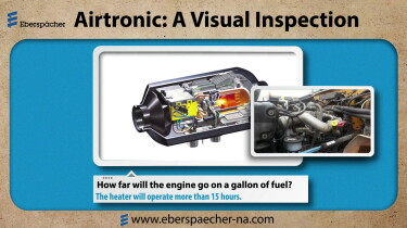 Airtronic Heater: 5-Min Inspection
